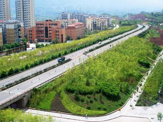 城市道路各种锯齿形偏沟设计与施工(附图丰富)