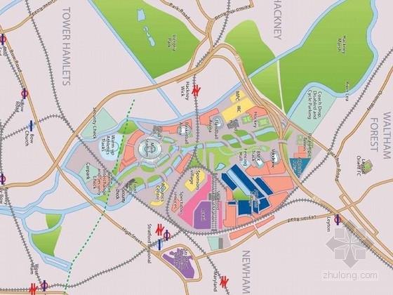 [伦敦]体育公园景观设计方案(英文文本)