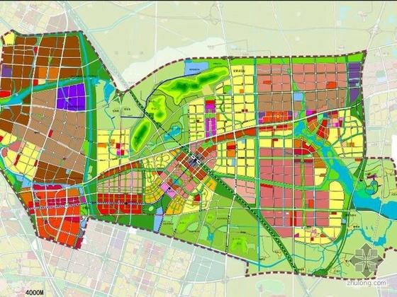 无锡商务核心区城市设计方案