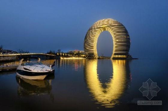 [浙江]超高层钢结构七星级酒店施工关键技术