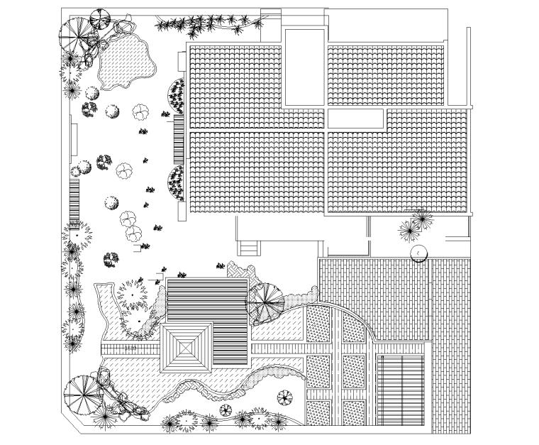 方案(初设图),扩初图,施工图设计风格:中式进制图纸风格:天正7,cad同步五设计计数器格式图片