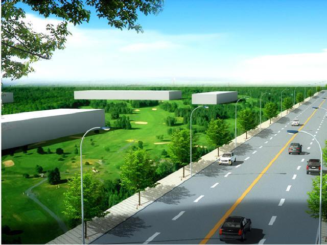 [黑龙江]2015年编制城市路桥项目PPP合同方案范本96页(政府+企业+社会资本)