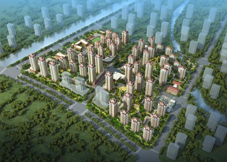 天津首栋全装配式住宅建筑项目双青新家园封顶