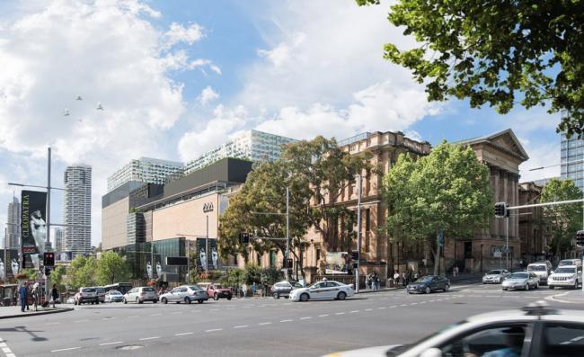 价值2.85亿美元澳洲博物馆改造项目方案公布