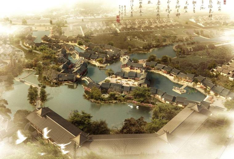 全国悦榕庄度假酒店建筑方案文本(CAD施工图+室内设计方案)