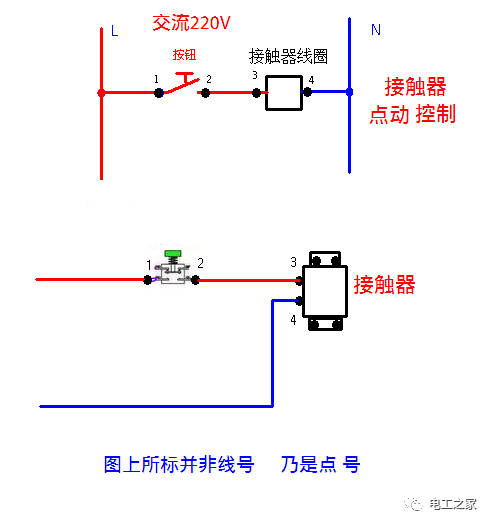 接触器控制电路?这篇文章足矣_12