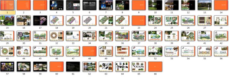 [长春]城市贸易中心公园景观住宅景观规划设计方案_8