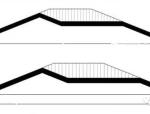 BIM软件小技巧Revit中坡屋顶檐沟做法