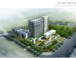 [重庆]某妇幼保健院综合楼建筑设计方案文本