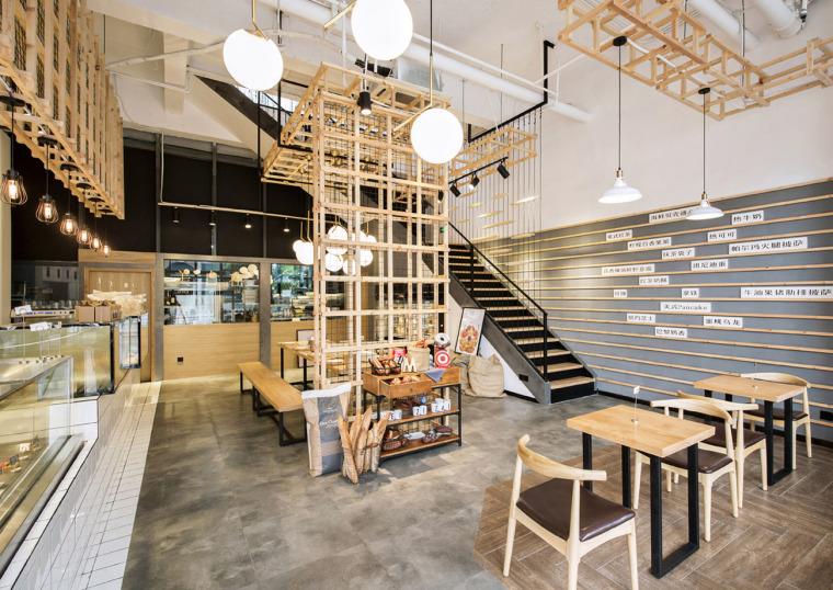 武汉美自在烘焙餐厅-3-Beauty-Free-Baking-Restaurants-by-ZONES-DESIGN