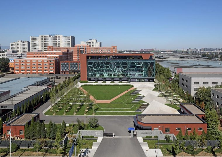 北京威克多制衣厂总部