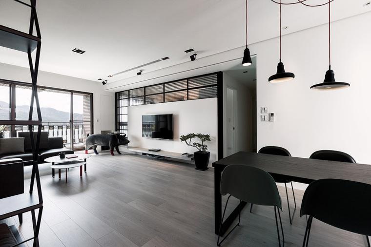 台湾Lin住宅-2