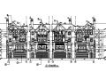[上海]保利高层、小高层住宅及别墅建筑施工图(含全专业多项目)