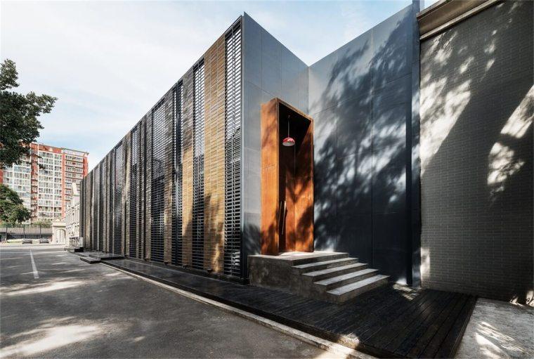 废旧建筑厂房改造之北京国际酿酒大师艺术馆MIBA