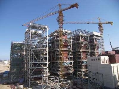 某电厂二期扩建工程锅炉专业施工组织设计方案