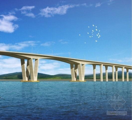 [浙江]跨海域大桥33.0m×21.75m×5.0m整体式倒圆角八边形大承台施工总结59页