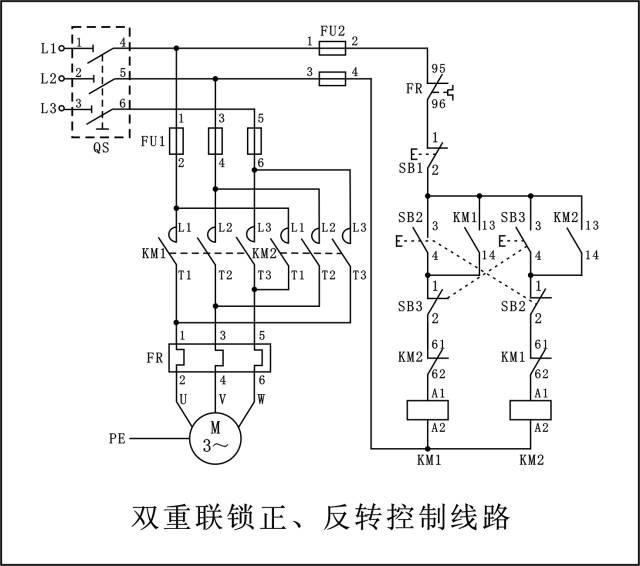 电工必懂的7张电路图,全看懂的给你点个赞!_5