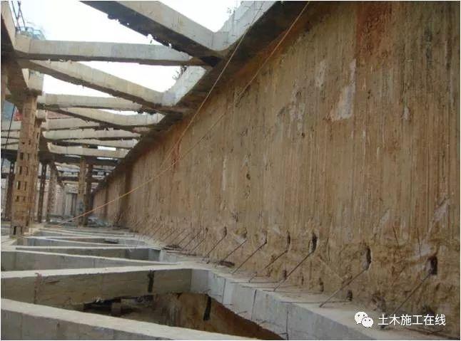 型钢水泥土复合搅拌桩支护结构技术_9