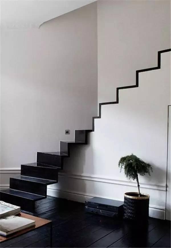 家里再小,都能装个楼梯_34