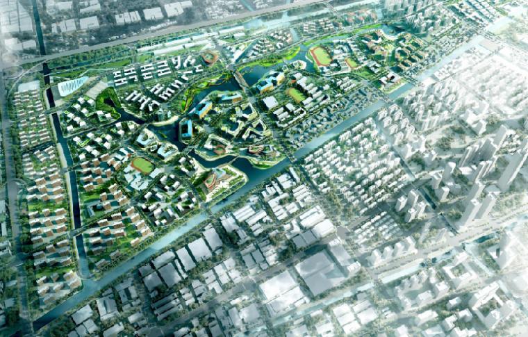 杭州梦想小镇规划设计方案