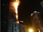 高层建筑楼外起火和楼里起火,有什么不一样?