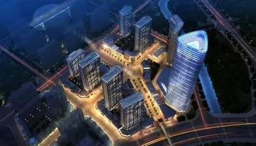 [BIM案例]瑞立文化商业广场商住办项目BIM应用