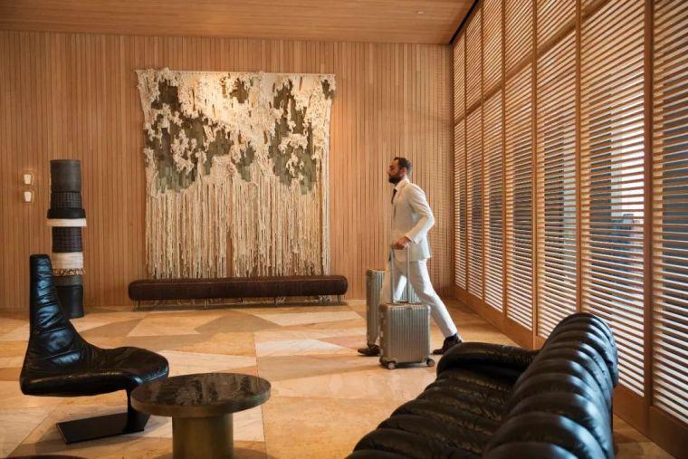 好莱坞的酒店公寓,奢华的画风都变了……_10