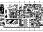 【北京】五星奢华酒店SPA区施工图