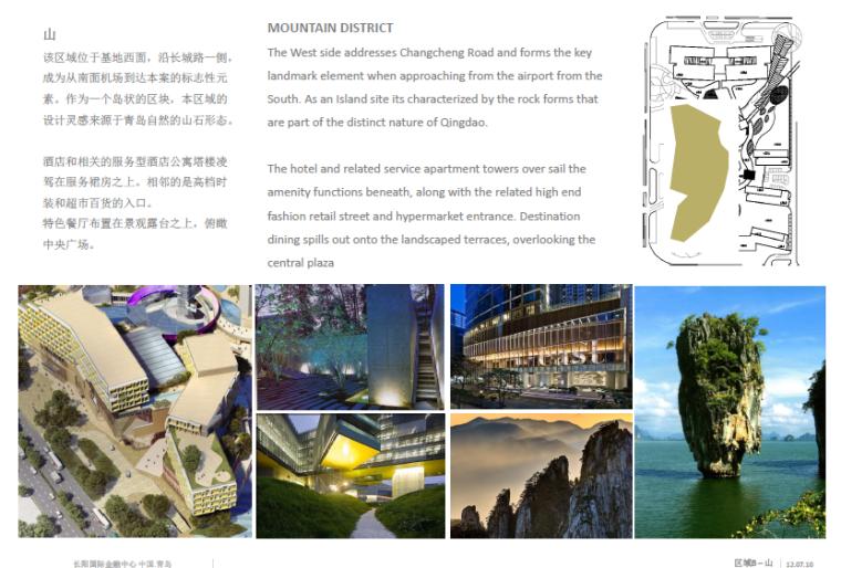 [山东]长阳国际金融中心商业建筑设计