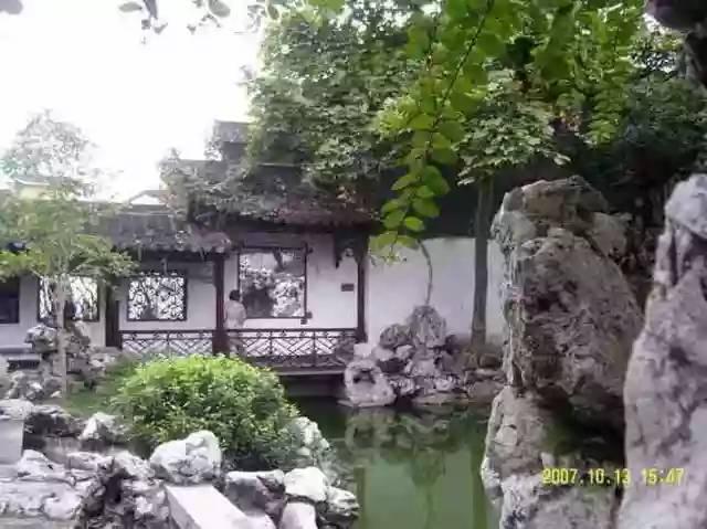哪些园林可作为新中式景观的参考与借鉴?_10