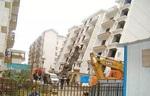 中国楼房为何频繁倒塌?耐久性至少50年怎么解释?_1