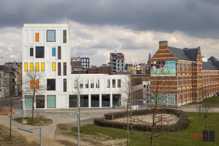 比利时Hardenvoort儿童及青少年校园