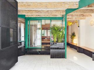 西班牙分散式生活公寓
