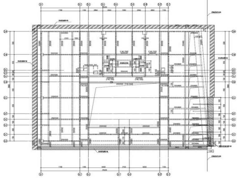 6栋高层屋顶构架悬挑支撑安全专项施工方案