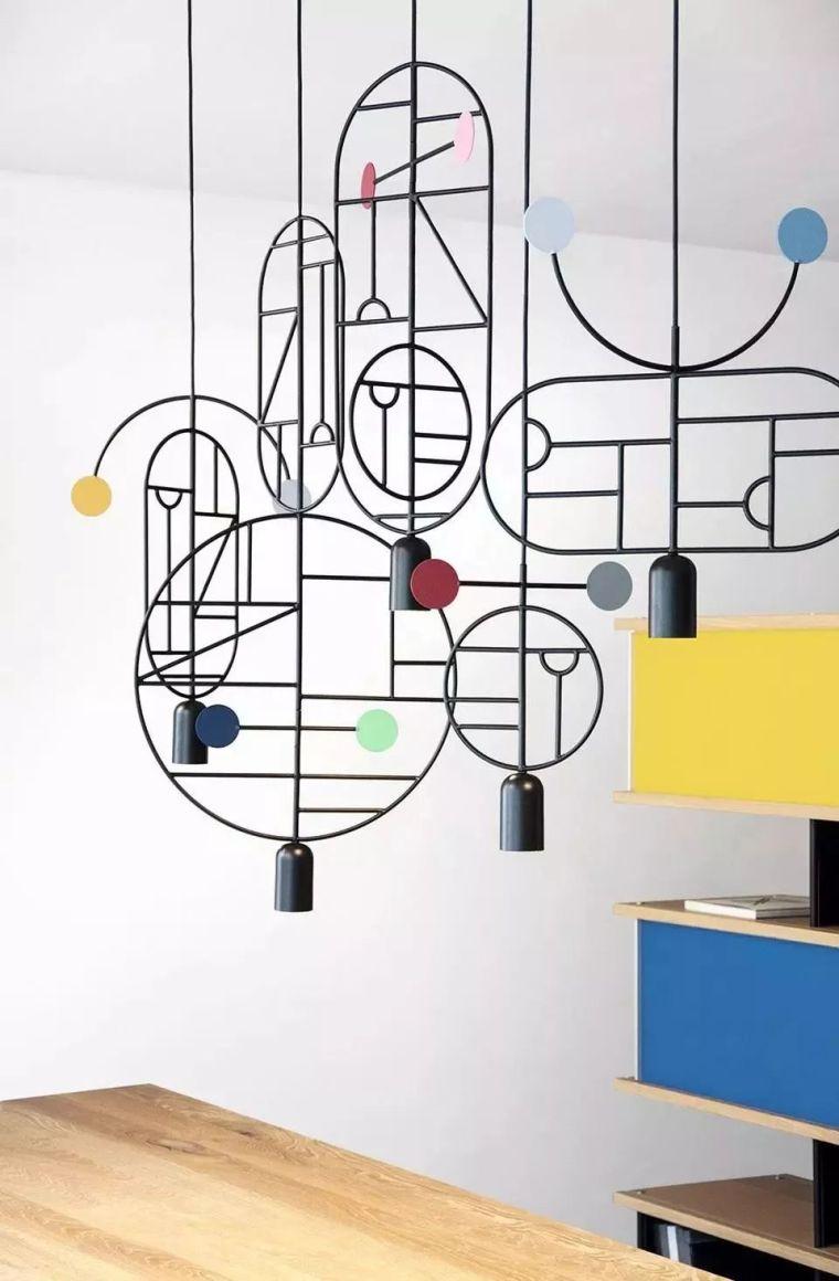 设计师De创意灯饰系列作品,脑洞大开!