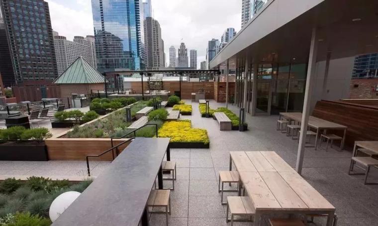 现代屋顶花园设计赏析_19