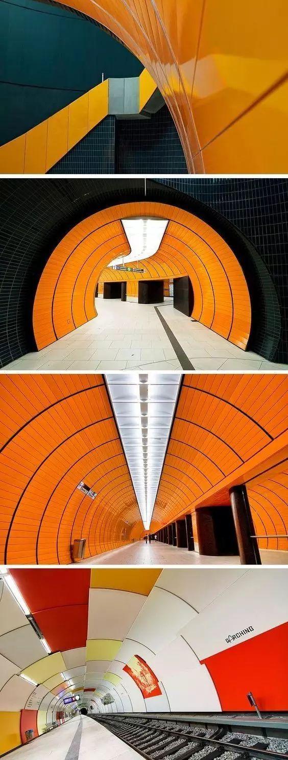 世界最美地铁景观,美到让你不想回家_16