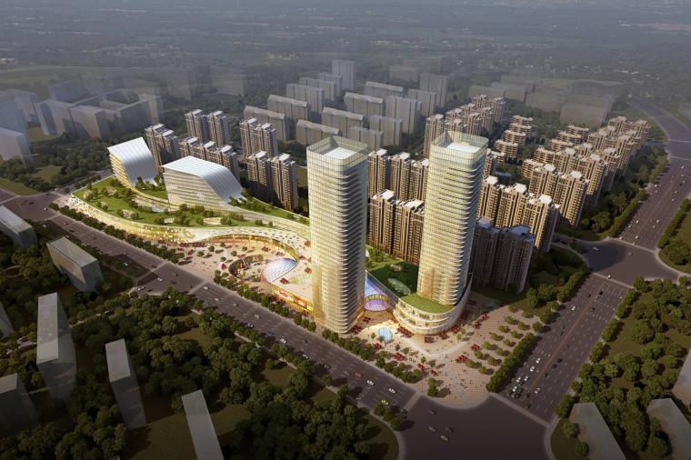 [辽宁]昌图酒店综合体项目规划设计方案文本(PPT)