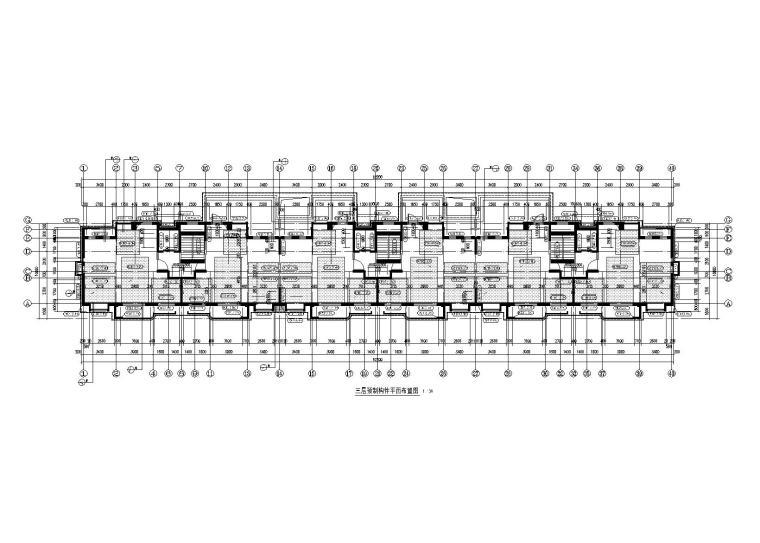 装配式剪力墙住宅楼PC深化设计施工图(2016)