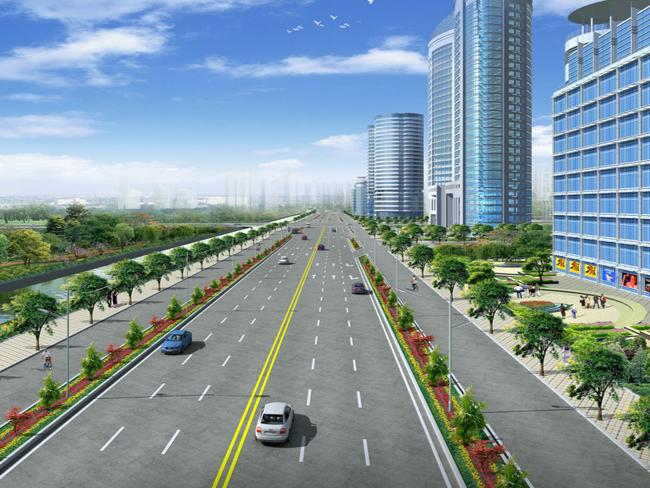 城市交通与道路规划讲义第五章城市道路横断面设计第一部分_3