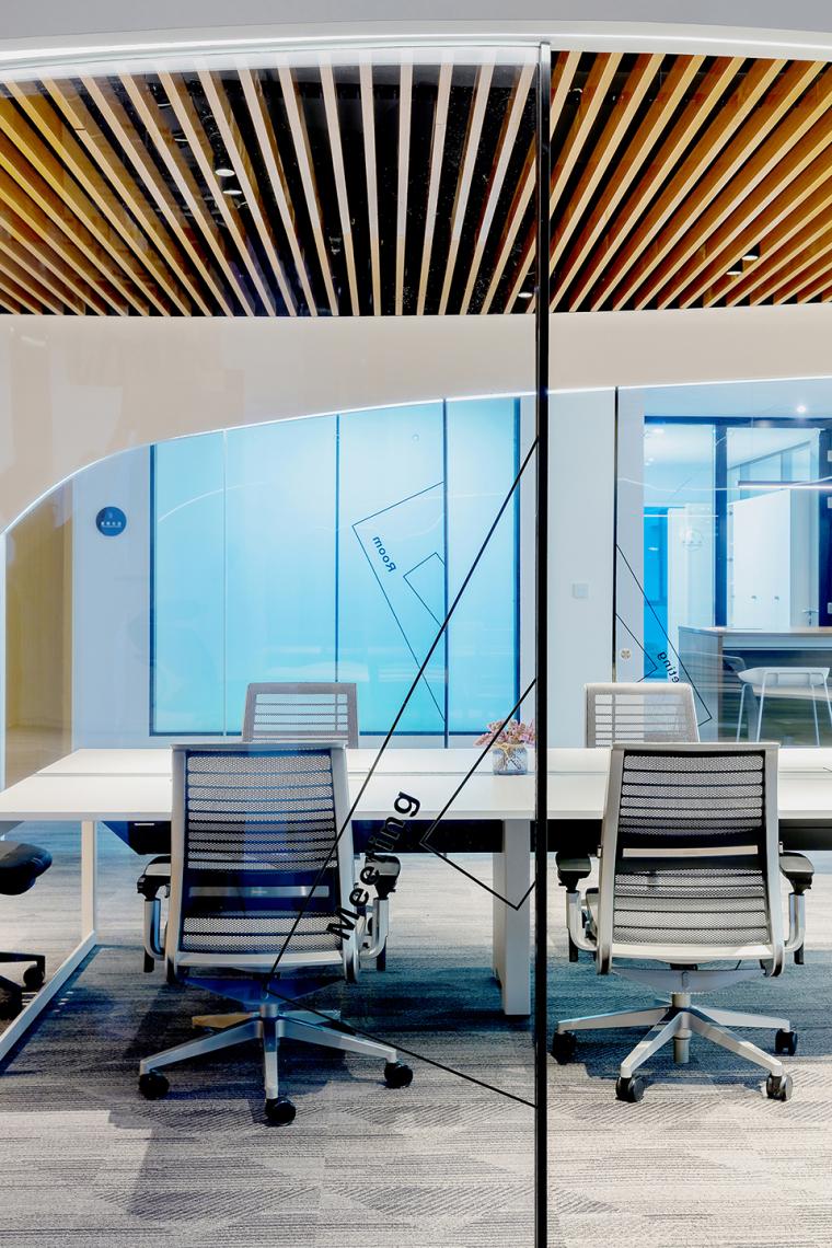 武汉Pinwell创意办公展厅-18