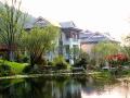 [湖南]新中式滨湖山野旅游度假公园别墅酒店景观设计全套施工图(附方案+实景图)