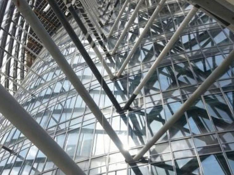 上海中心大厦内幕墙设计报告