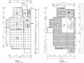 [青海]双层别墅中式风格装修施工图(含效果图)