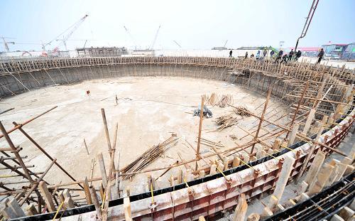 [四川]成都市金牛区污水处理厂施工组织方案