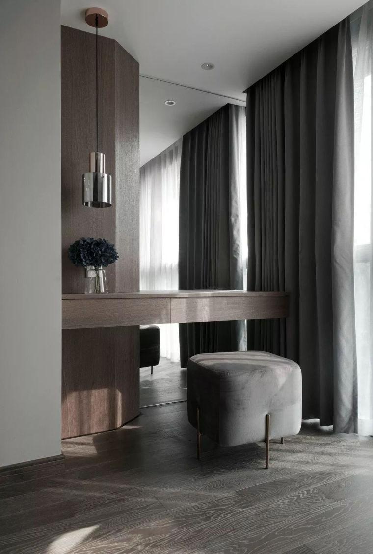最简单的黑白灰,塑造最高级的家!_11