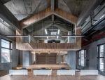 空间中的空间,重庆中山路一间共享办公空间设计
