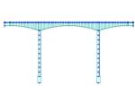 90+150+90m公路预应力混凝土连续桥设计