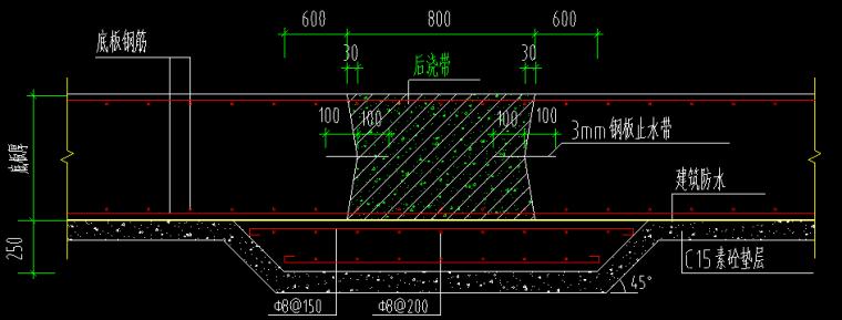 洋房图纸柱梁板楼图全图_1