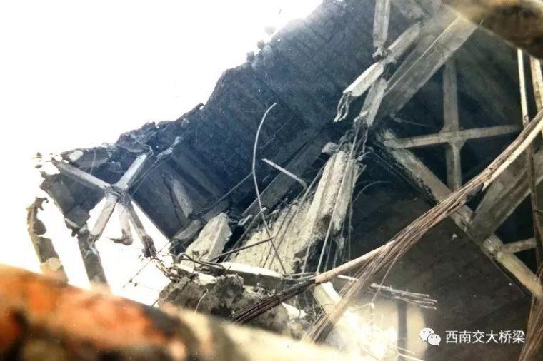 16人死亡!正在施工的桥梁半幅突然垮塌,事故过程、原因详解_12